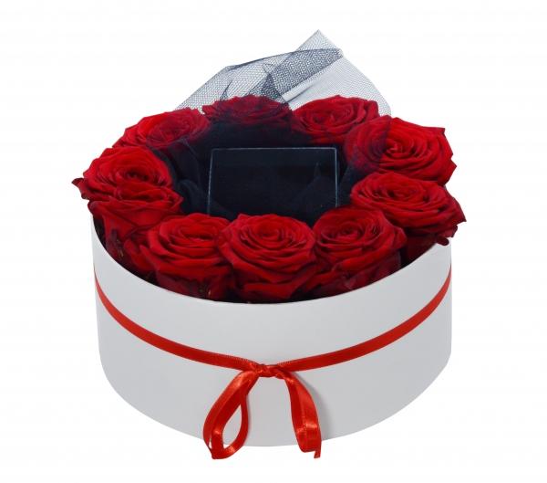 Grav Rózsa Box Nagy