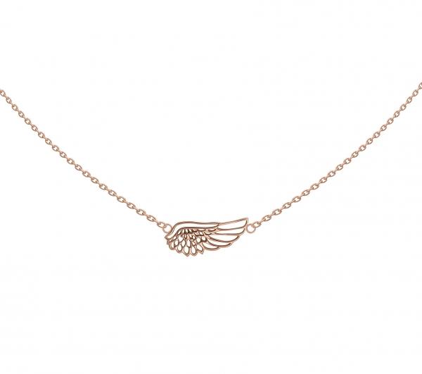 GRAV angel wing Arany 14K Nyaklánc