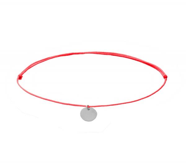 GRAV circle Ezüst 925 Bokalánc