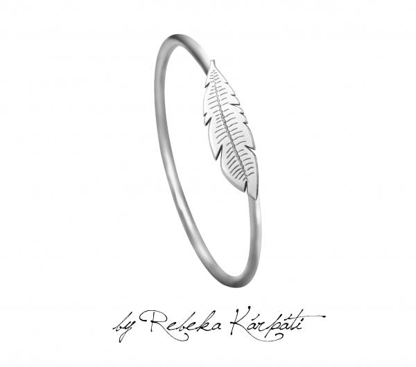 GRAV by Rebeka Kárpáti Ezüst 925 Gyűrű