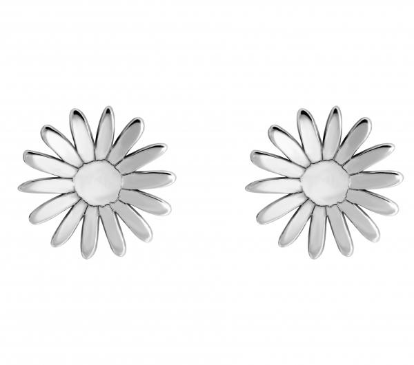 GRAV bloom Ezüst 925 Fülbevaló