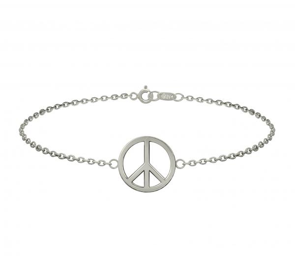 GRAV Peace Arany 14K Karkötő