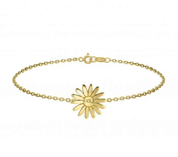 GRAV bloom Arany 14K Karkötő