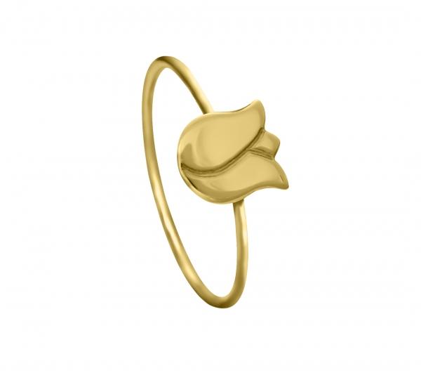GRAV tulip Arany 14K Gyűrű