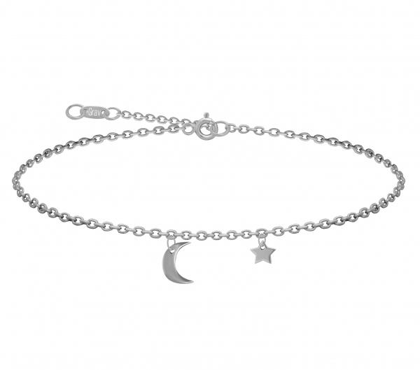 GRAV moon Ezüst 925 Karkötő