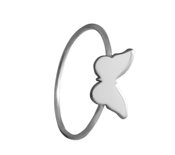 Grav Butterfly Ezüst Gyűrű