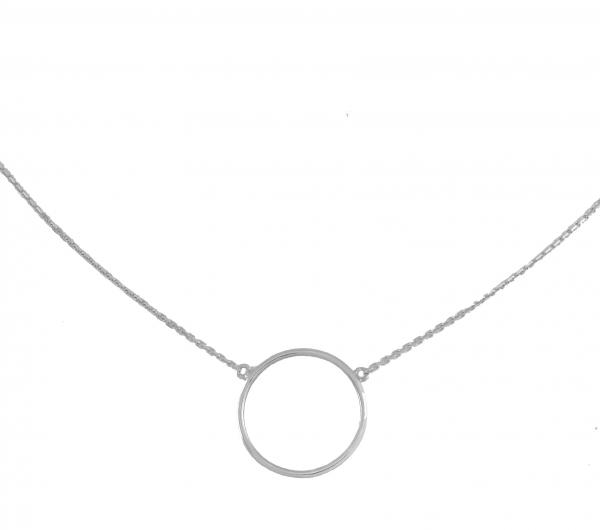 GRAV circle Ezüst 925 Nyaklánc