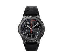 Samsung Gear S3 Frontier Bluetooth Black