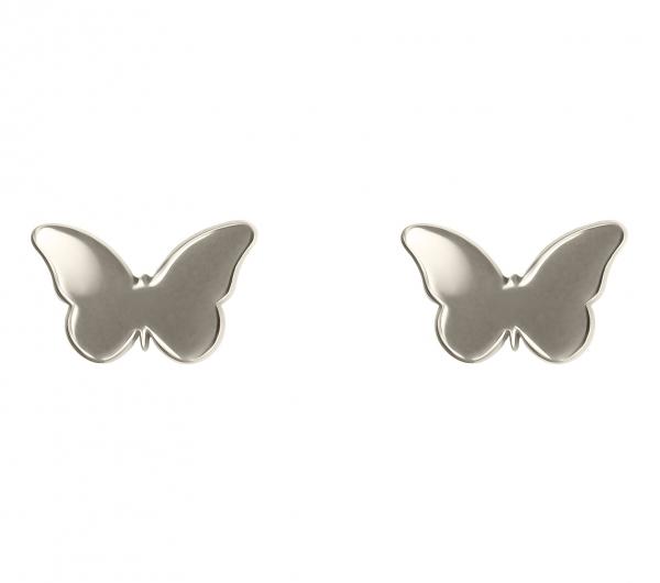 Grav Butterfly Arany 14k Fülbevaló