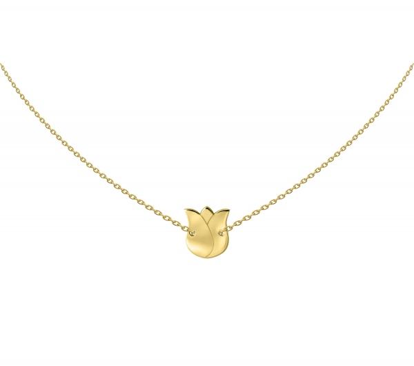 GRAV tulip Arany 14K Nyaklánc