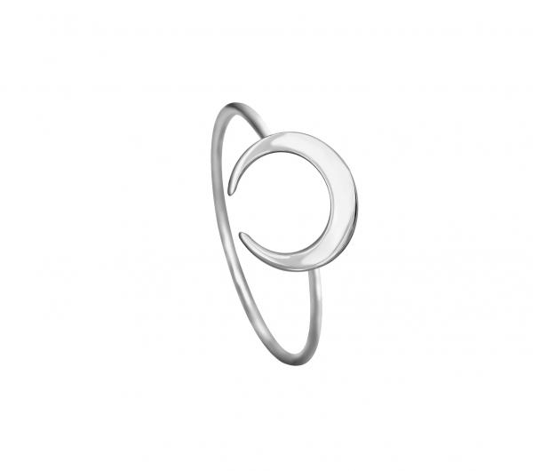 Grav Moon Ezüst Gyűrű
