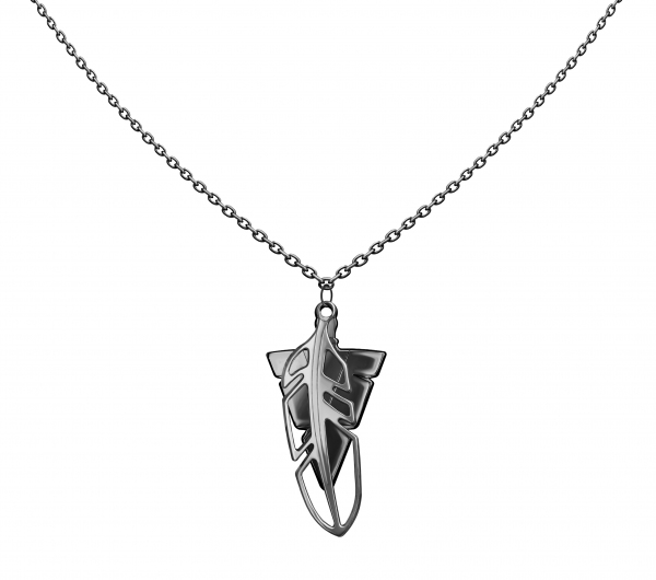 grav men indy ezüst nyaklánc