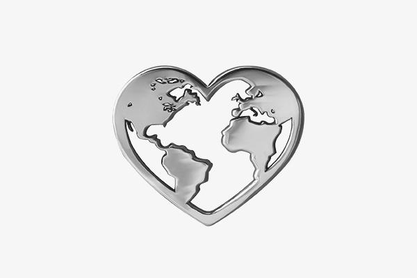 Szívben Földgömb